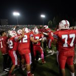 SAHS Varsity Football vs Fountain Valley 11-14-18
