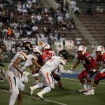 SAHS Varsity Football vs Orange 10-27-18