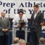 Drew Ramirez Orange Coast League Athlete of the Year