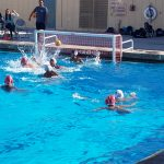 Boys water polo wins to stay in playoff hunt