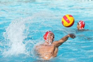 10-17-19 Boy's Water Polo vs Saddleback, Senior Day