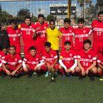 JV Boys Soccer Wins North OC Invitational