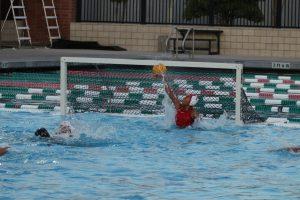 Girls Water Polo vs Estancia 1-30-2020