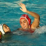 2-5-2020 Girls Water Polo vs Saddleback