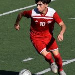 Ceasar Zamora Earns All CIF Division 1 Honors