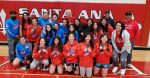 Girls Wrestling 2020 Orange Coast League Champions 2