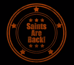 Santa Ana Saints … Rising before the sun to get after it … Go Saints!
