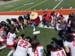 Girls Varsity soccer defeats Orange 9-0