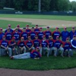 West Holmes High School Varsity Baseball beat John Glenn High School 5-4