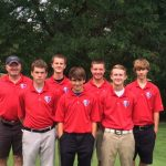 West Holmes High School Boys Varsity Golf finishes in 3rd place