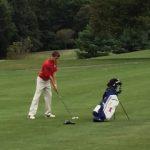 West Holmes High School Boys Varsity Golf Conquer Mansfield Senior High School 158-0