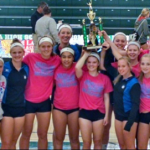West Holmes High School Girls Varsity Volleyball beat Nordonia High School 2-0