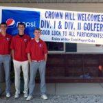 West Holmes High School Boys Varsity Golf finishes 6th place