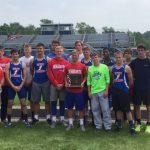Knights Track sending  17 to Regionals