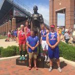 Track & Field State Placers – Goudy, Chaney, Yerian, and Hostettler