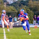 Cline Sets Season Passing Mark in Win Over River View