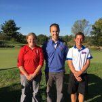 Yoder, Zeigler Advance to Golf Districts