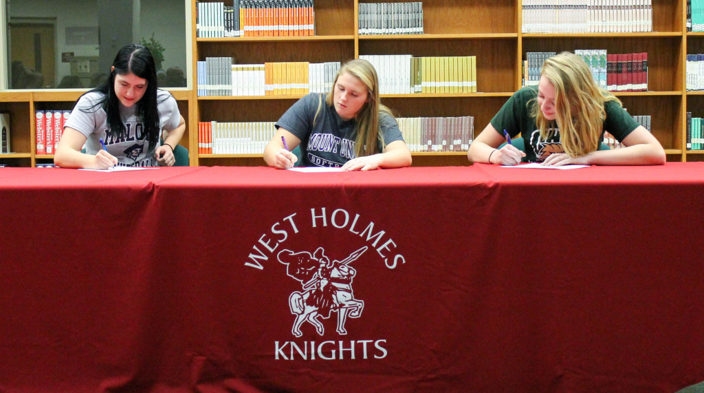 Park, Martin and Marmet Sign Letters of Intent