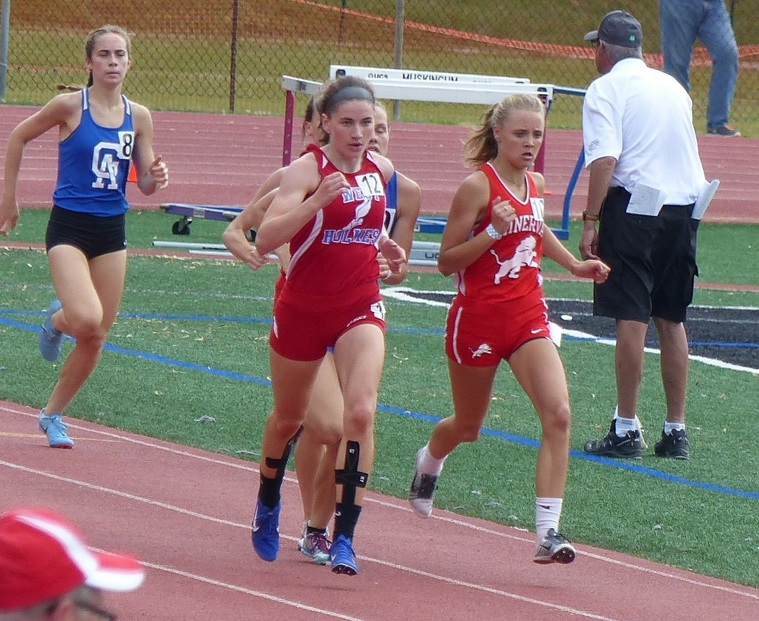 West Holmes Track Has Strong Showing at Regional Meet, Ready for State Meet