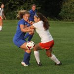 Girls Varsity Soccer Beats Mount Vernon