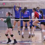 West Holmes Grabs third Win vs Madison Rams