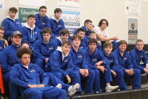 Varsity Boys v Mt Vernon (A)