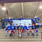 West Holmes Wrestling Team Wins Region to Qualify for State Dual