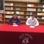 Cale Ogi, Shane Jones Sign Letters of Intent to Play Football at Ashland University