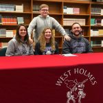 Taylor Dye Signs Letter of Intent to Bluffton University