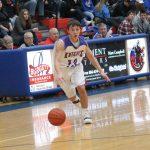 Boys Varsity Basketball beats River View 52 – 40
