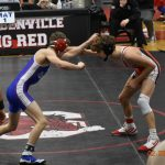 West Holmes Wrestling Finishes 4th at Sectionals
