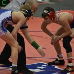 Woods to Wrestle for State Championship, Masters Advances to Consolation Quarterfinals