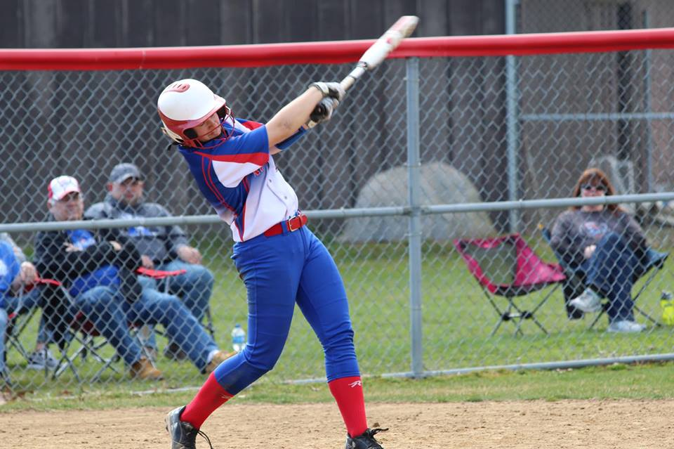 West Holmes Girls Varsity Softball beats Dover 6 – 5 in game 2