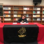 Carter Hahn Signs Letter of Intent to Play Golf at Ohio Dominican University