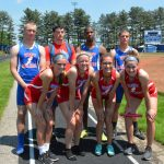 Knights Track Athletes Moving on to Regionals