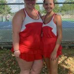 Maggie Taylor and Madison Baker Qualify For Districts