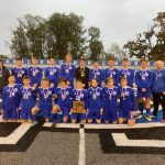 Boys Soccer Wins District Championship