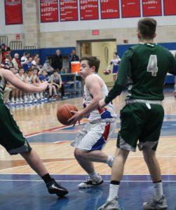 Boys JV Basketball v Madison (H)