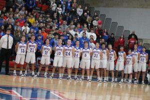 Boys Varsity Basketball v Triway (H)