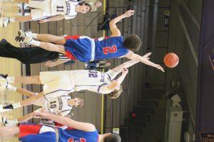 Boys JV Basketball v Lexington (A)