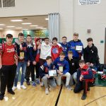 Wrestlers Finish Second at 36 Team Bill Dies Memorial Tournament