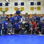 Knights Wrestling Wins Regional Dual Tournament