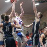 Boys JV Basketball v Fairless (H)