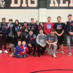 Knights Wrestling Win 1st Sectional Tournament Since 2009