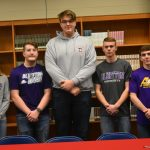 Five Knights Sign Letters of Intent