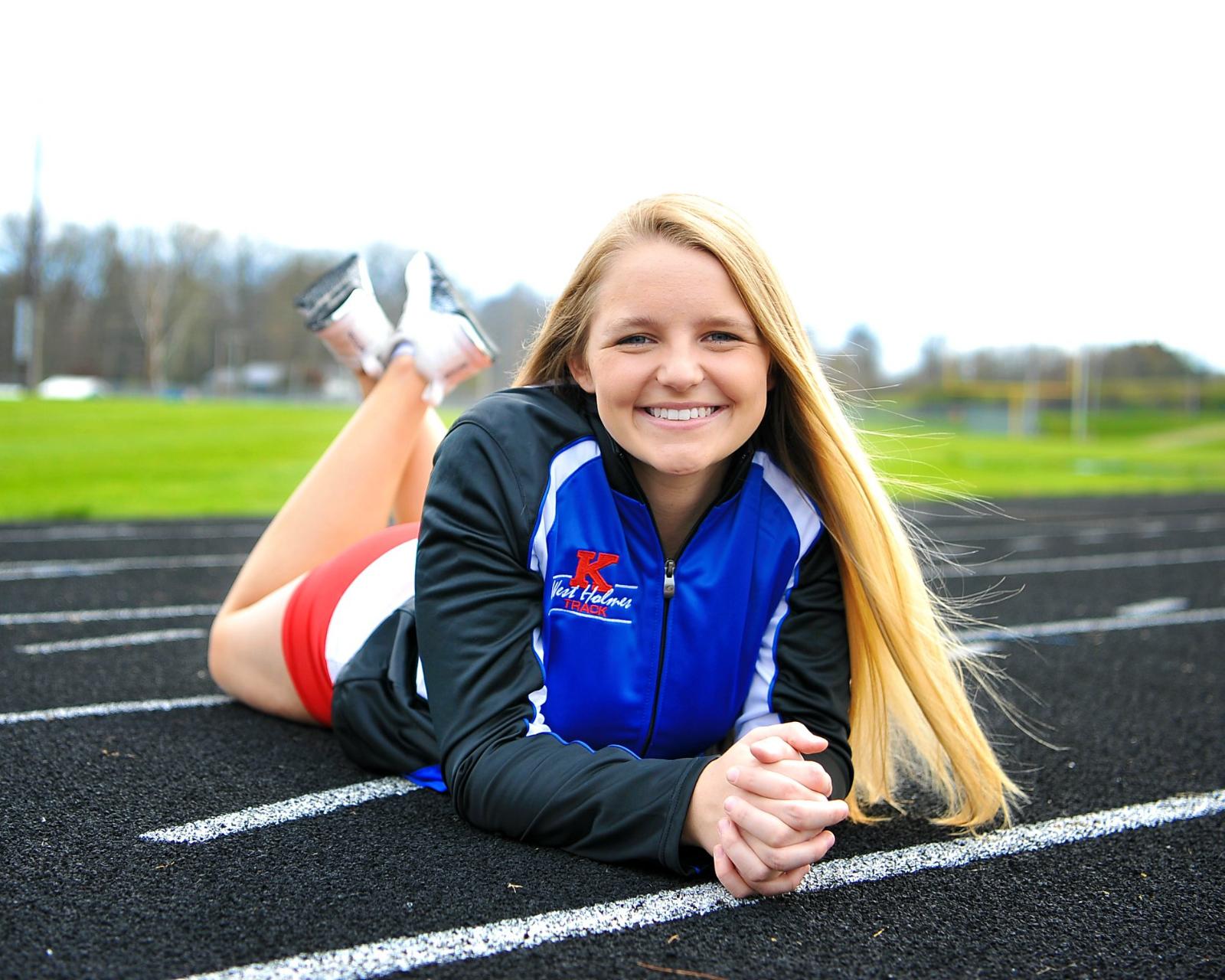 Senior Spotlight: Megan Mellor