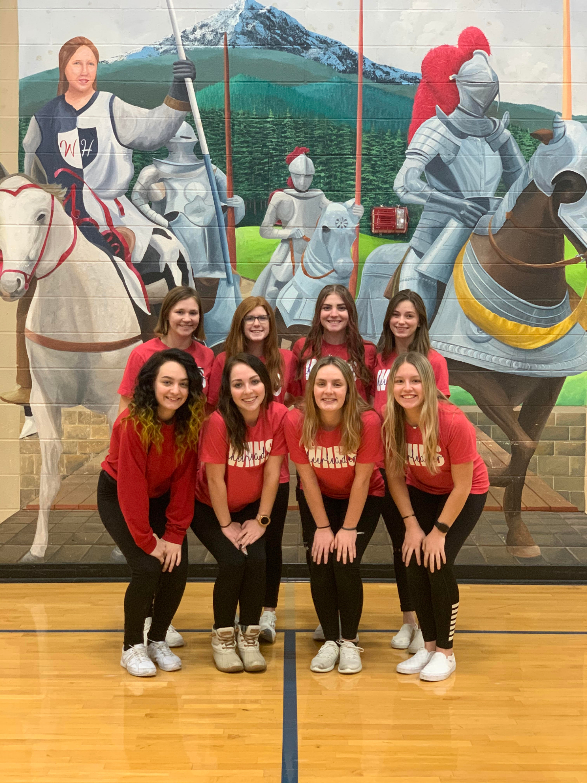 Competition Cheer Finishes 6th at State Championships