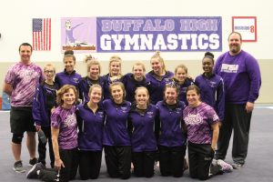 2017-18 Girls Gymnastics