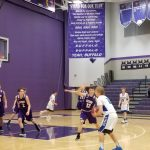Boys Junior Varsity Basketball falls to Rogers 73 – 53