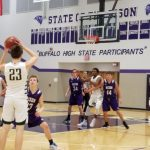 Boys Junior Varsity Basketball beats Chisago Lakes 55 – 31